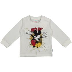 Textiel Kinderen T-shirts met lange mouwen Melby 20C2050DN Wit
