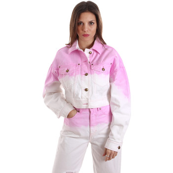 Textiel Dames Sweaters / Sweatshirts Versace C0HVB96MHRC5C445 Wit