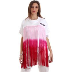 Textiel Dames Sweaters / Sweatshirts Versace B6HVB76713956003 Wit