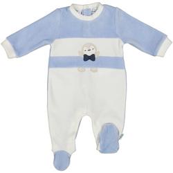 Textiel Kinderen Jumpsuites / Tuinbroeken Melby 20N0130 Blauw