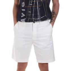 Textiel Heren Korte broeken / Bermuda's Navigare NV56031 Wit