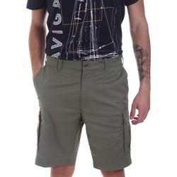 Textiel Heren Korte broeken / Bermuda's Navigare NV56033 Groen
