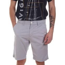 Textiel Heren Korte broeken / Bermuda's Sseinse PB606SS Grijs