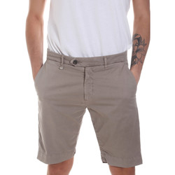Textiel Heren Korte broeken / Bermuda's Antony Morato MMSH00141 FA800129 Beige