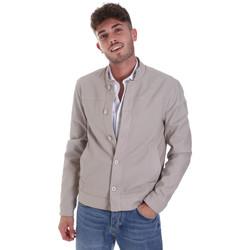 Textiel Heren Wind jackets Gaudi 011BU38005 Grijs