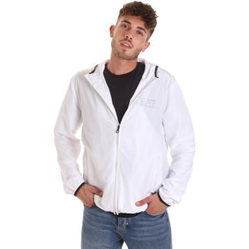 Textiel Heren Windjacken Ea7 Emporio Armani 8NPB04 PNN7Z Wit