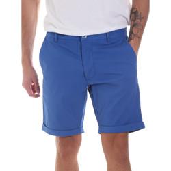 Textiel Heren Korte broeken / Bermuda's Gaudi 811FU25023 Blauw