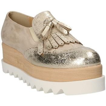 Schoenen Dames Espadrilles Grace Shoes 1311 Geel