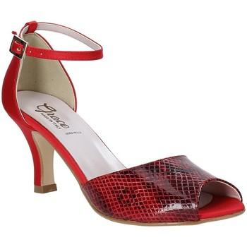 Schoenen Dames Sandalen / Open schoenen Grace Shoes 928008 Rood