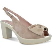 Schoenen Dames Sandalen / Open schoenen Pitillos 2901 Grijs