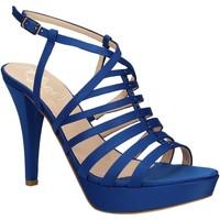 Schoenen Dames Sandalen / Open schoenen Grace Shoes 2078 Blauw