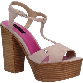 Schoenen Dames Sandalen / Open schoenen Fornarina PE17KY1012S067 Roze