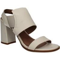 Schoenen Dames Sandalen / Open schoenen Mally 5228 Wit