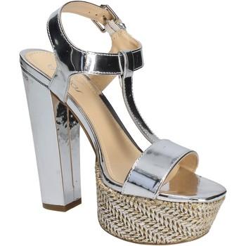 Schoenen Dames Sandalen / Open schoenen Byblos Blu 672135 Zilver