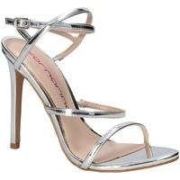 Schoenen Dames Sandalen / Open schoenen Fornarina PE17IN1094Q090 Grijs