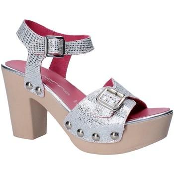 Schoenen Dames Sandalen / Open schoenen Fornarina PE17MI1022G090 Grijs