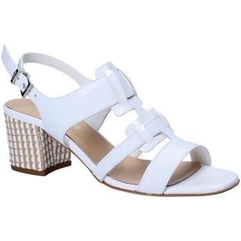 Schoenen Dames Sandalen / Open schoenen Keys 5711 Wit