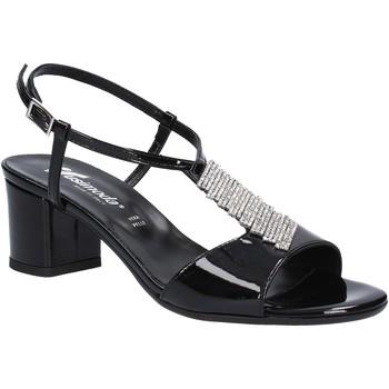 Schoenen Dames Sandalen / Open schoenen Susimoda 2686 Zwart