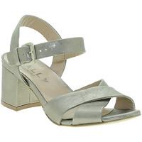 Schoenen Dames Sandalen / Open schoenen Mally 6149 Beige
