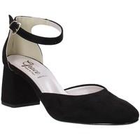 Schoenen Dames pumps Grace Shoes 056016 Zwart