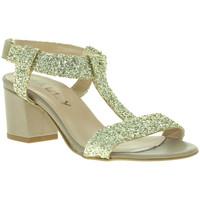 Schoenen Dames Sandalen / Open schoenen Mally 3895 Beige