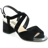 Schoenen Dames Sandalen / Open schoenen Grunland SA1426 Zwart