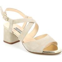 Schoenen Dames Sandalen / Open schoenen Grunland SA1426 Beige