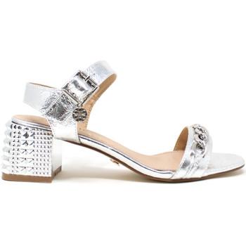 Schoenen Dames Sandalen / Open schoenen Gold&gold A19 GJ143 Zilver