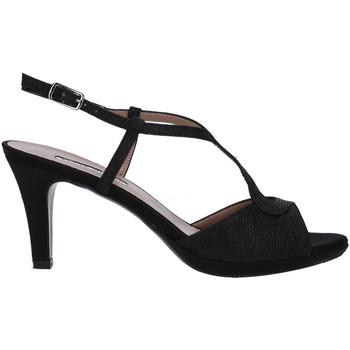Schoenen Dames Sandalen / Open schoenen Louis Michel 5016 Zwart
