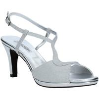 Schoenen Dames Sandalen / Open schoenen Louis Michel 5016 Zilver