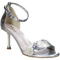 Schoenen Dames Sandalen / Open schoenen Grace Shoes 492G001 Grijs
