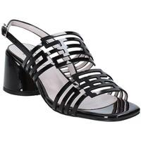 Schoenen Dames Sandalen / Open schoenen Grace Shoes 123001 Zwart