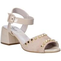 Schoenen Dames Sandalen / Open schoenen Grace Shoes 1576004 Beige