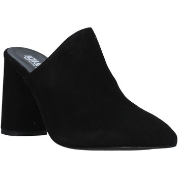 Schoenen Dames Klompen IgI&CO 5187800 Zwart