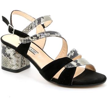 Schoenen Dames Sandalen / Open schoenen Grunland SA2515 Zwart