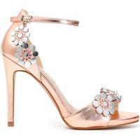 Schoenen Dames Sandalen / Open schoenen Café Noir MC905 Roze