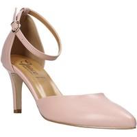 Schoenen Dames Sandalen / Open schoenen Grace Shoes 057S006 Roze
