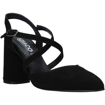 Schoenen Dames Sandalen / Open schoenen IgI&CO 5187600 Zwart