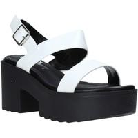 Schoenen Dames Sandalen / Open schoenen Onyx S20-SOX761 Wit