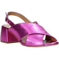 Schoenen Dames Sandalen / Open schoenen Grace Shoes 1576009 Roze