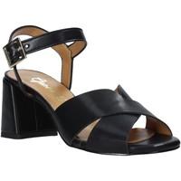 Schoenen Dames Sandalen / Open schoenen Grace Shoes 380045 Zwart
