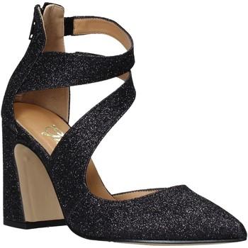 Schoenen Dames Sandalen / Open schoenen Grace Shoes 962G105 Zwart