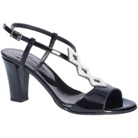 Schoenen Dames Sandalen / Open schoenen Susimoda 2796 Zwart