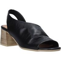 Schoenen Dames Sandalen / Open schoenen Bueno Shoes N1300 Zwart