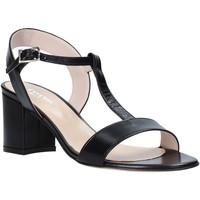 Schoenen Dames Sandalen / Open schoenen Casanova LING Zwart