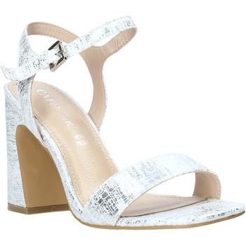 Schoenen Dames Sandalen / Open schoenen Café Noir LA926 Zilver