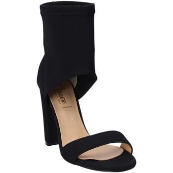 Schoenen Dames Sandalen / Open schoenen Grace Shoes 1571 Zwart