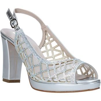 Schoenen Dames Sandalen / Open schoenen Comart 303331 Zilver