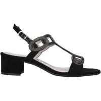 Schoenen Dames Sandalen / Open schoenen Comart 083307 Zwart