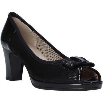 Schoenen Dames Sandalen / Open schoenen Comart 323323 Zwart